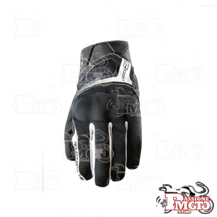 Guanti Five Gloves RS3 Black/White