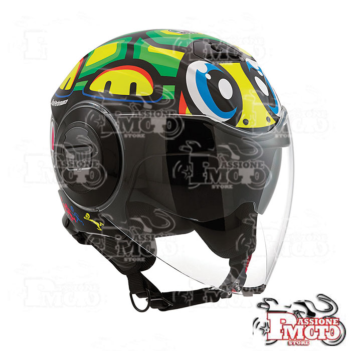 Casco AGV City Fluid tartaruga