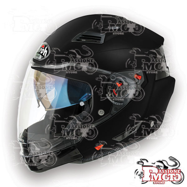 Casco Modulare Airoh Executive Color Black Matt