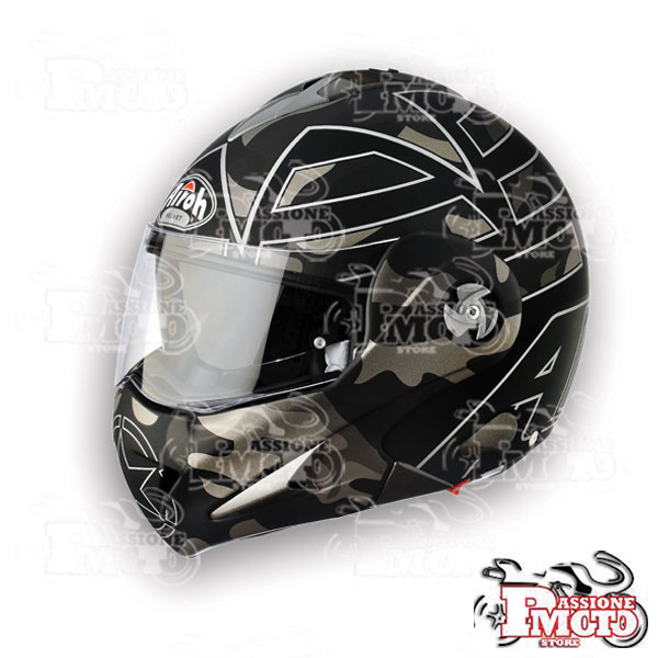 Casco Apribile Airoh Mathisse RS X Target