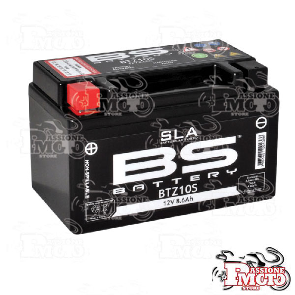 Batteria SLA BS Battery YTZ10-S