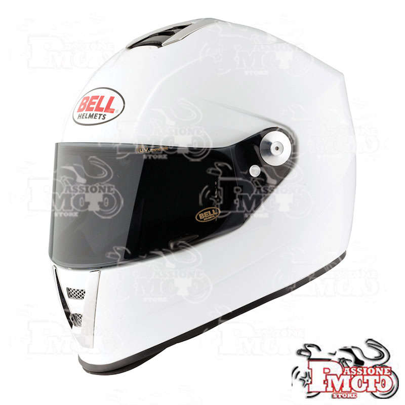 Casco Bell M6 Solid White
