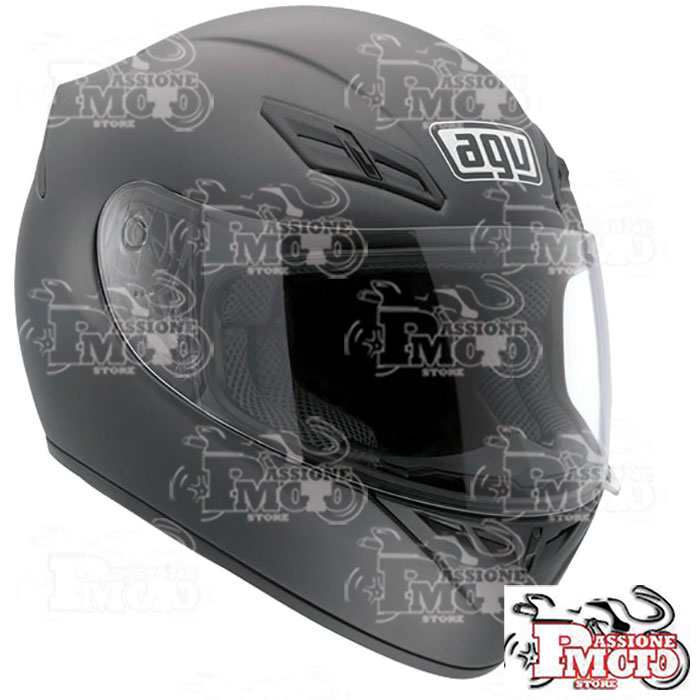 Casco AGV K-4 Evo Mono Matt Black