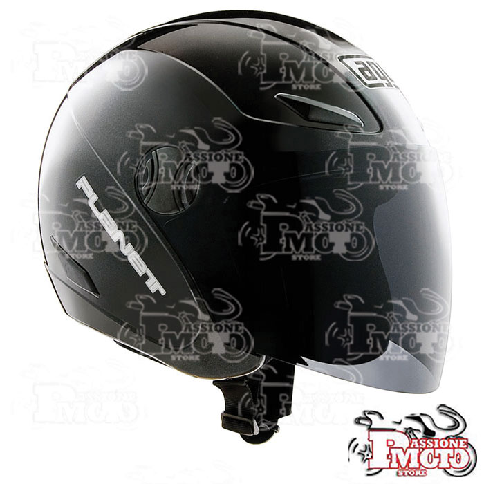 Casco AGV Planet Black