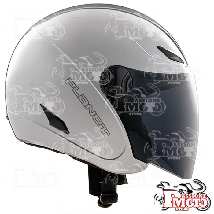 Casco AGV Planet White
