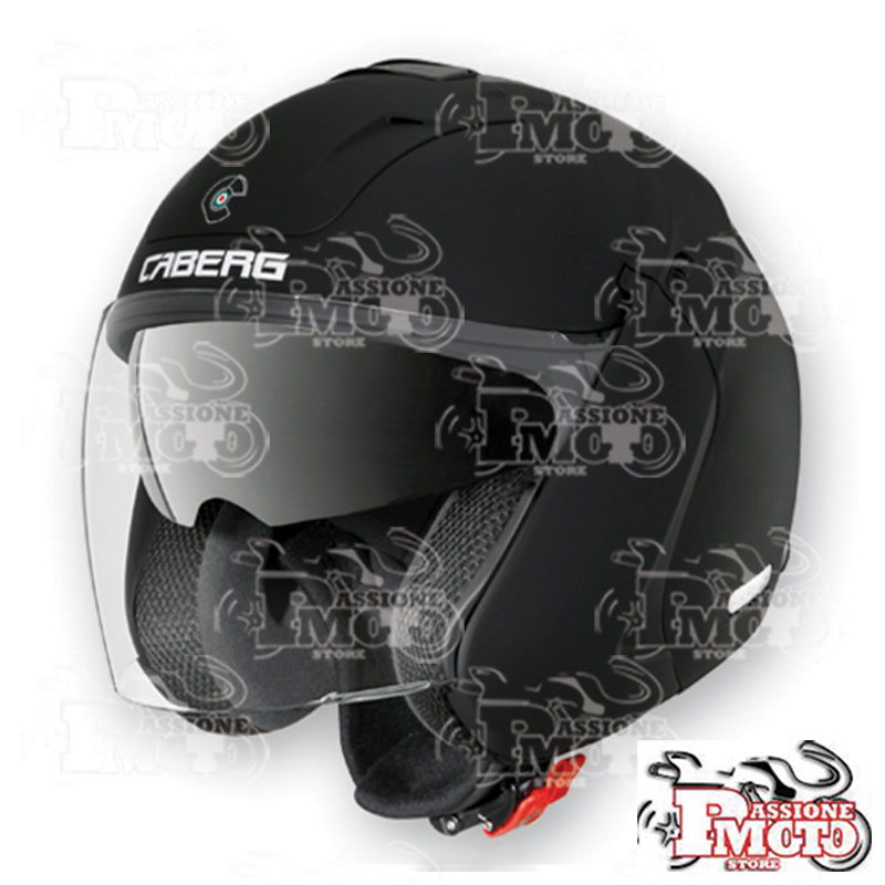 Casco Caberg Downtown S Nero Opaco