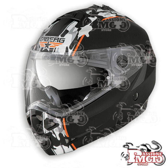 Casco Modulare Caberg Duke Commander
