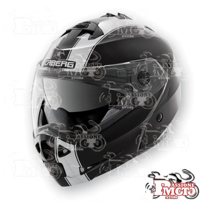 Casco Modulare Caberg Duke Legend Black/White