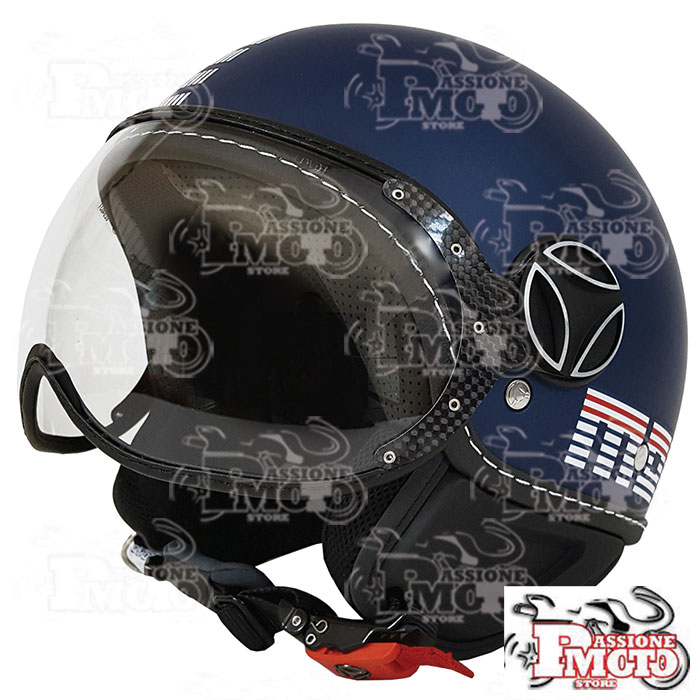 Casco Jet Momo Design Fgtr Classic Summer Limited Edition