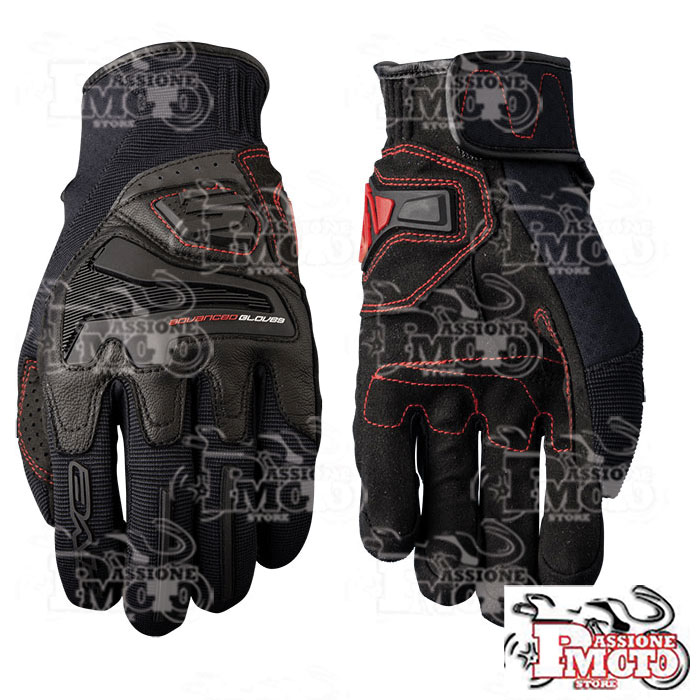 Guanti Five Gloves RS4 Black
