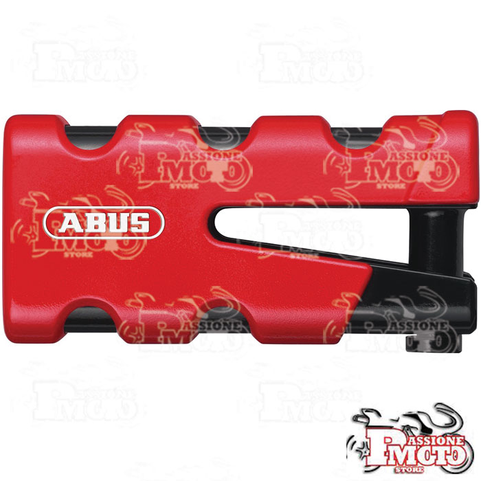 Abus Sledg 77 Grip Red