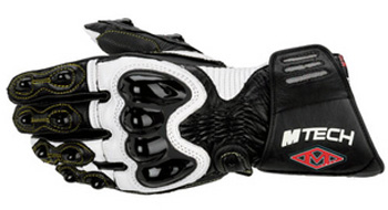Guanti M-Tech Extreme Black/White