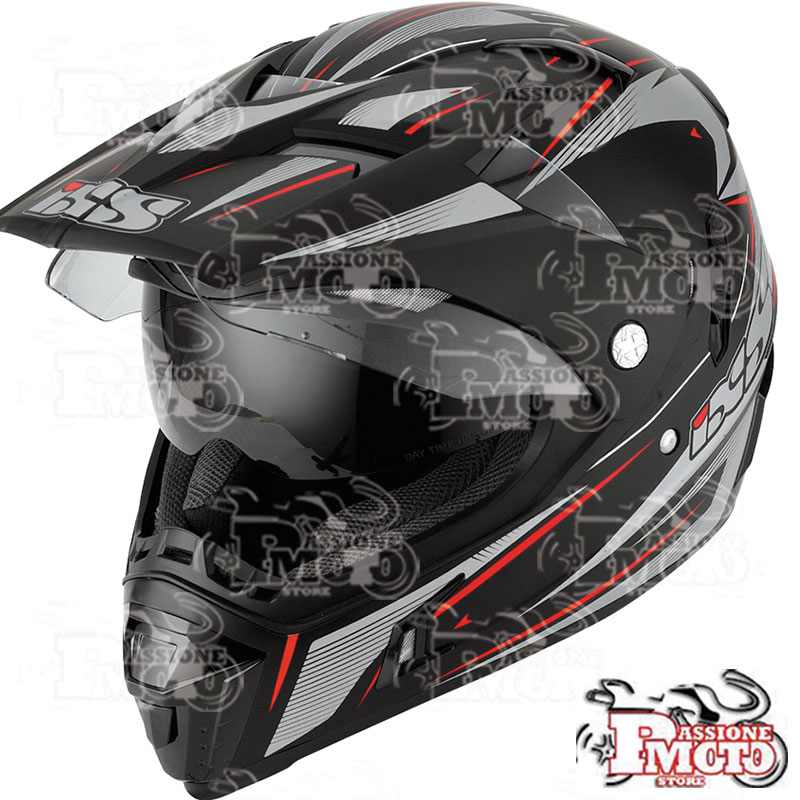 Casco Enduro IXS HX 297 Route