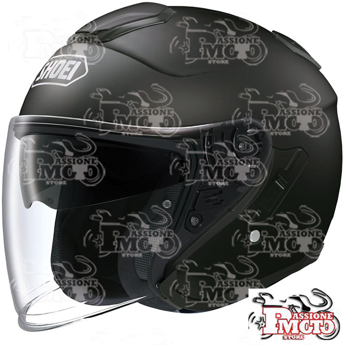 Casco Shoei J-Cruise Matt Black
