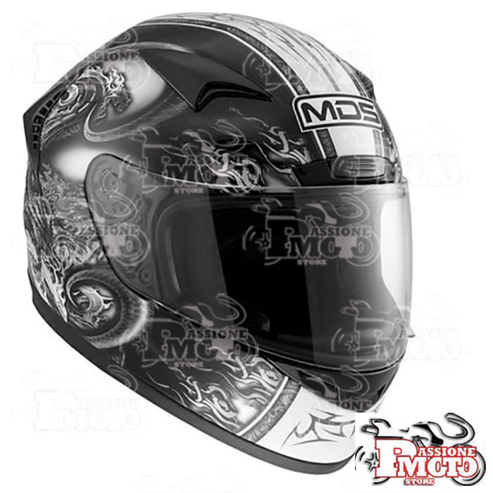 Casco MDS New Sprinter Multi Creature Black