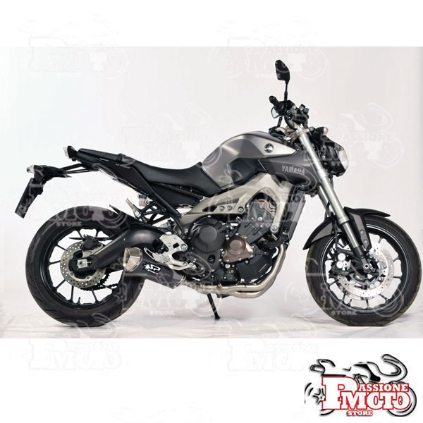 Scarico completo Spark by Vecchi Force Dark Pass St.Yamaha MT09
