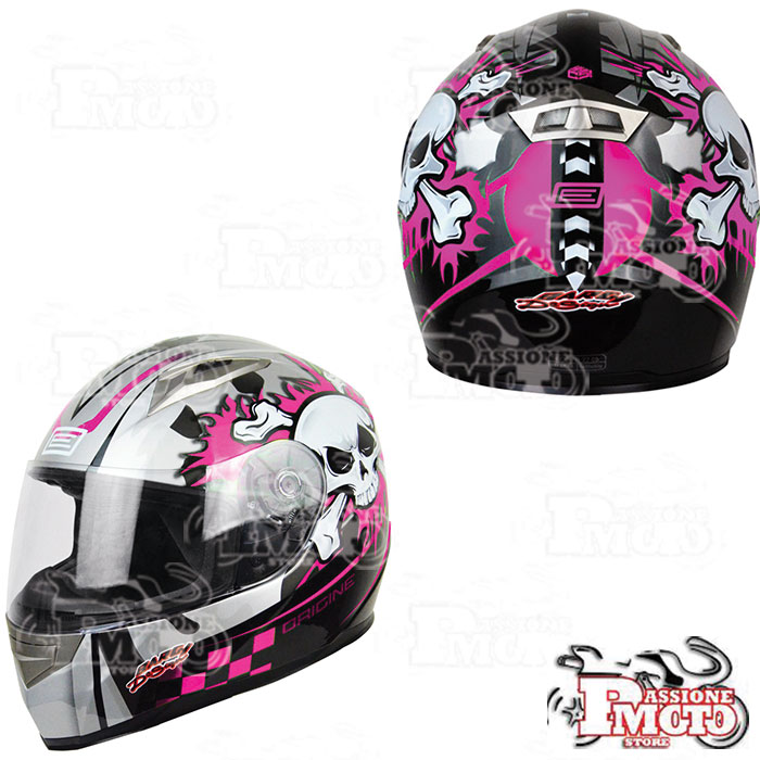 Casco Integrale Origine Combat Pink