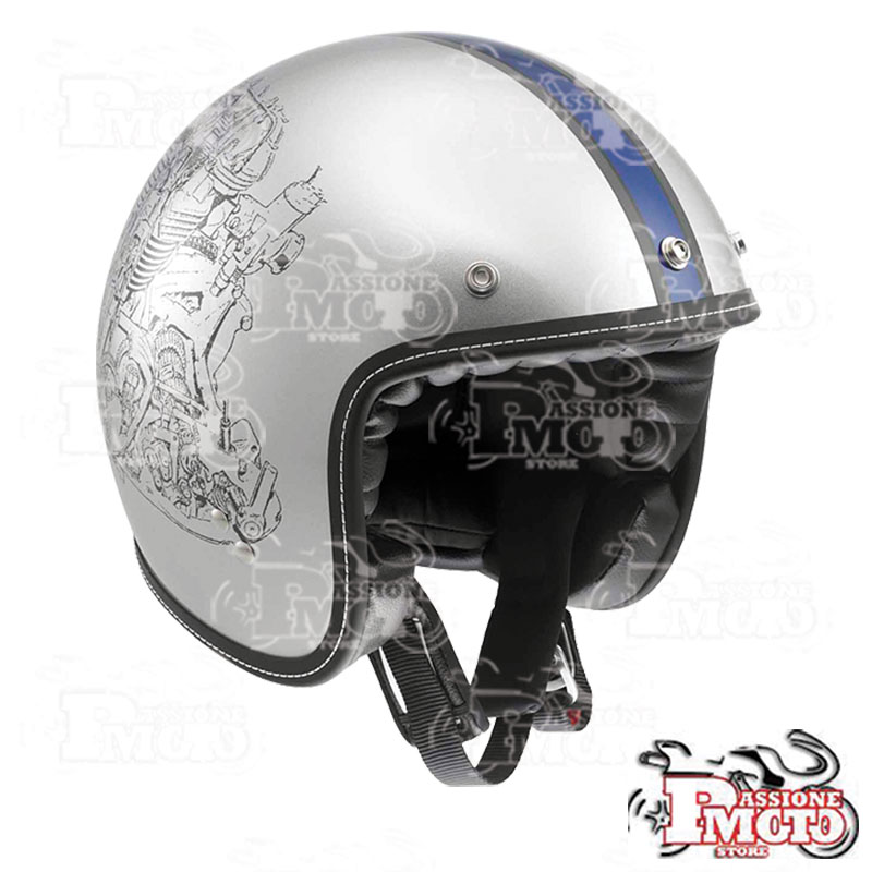 Casco AGV RP 60 Engine Grey