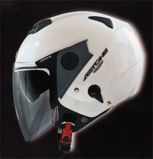 Casco Astone RS Solar Vision White