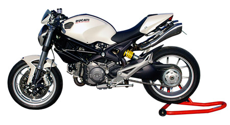 Scarico HP Corse Hydroform per Ducati Monster 696