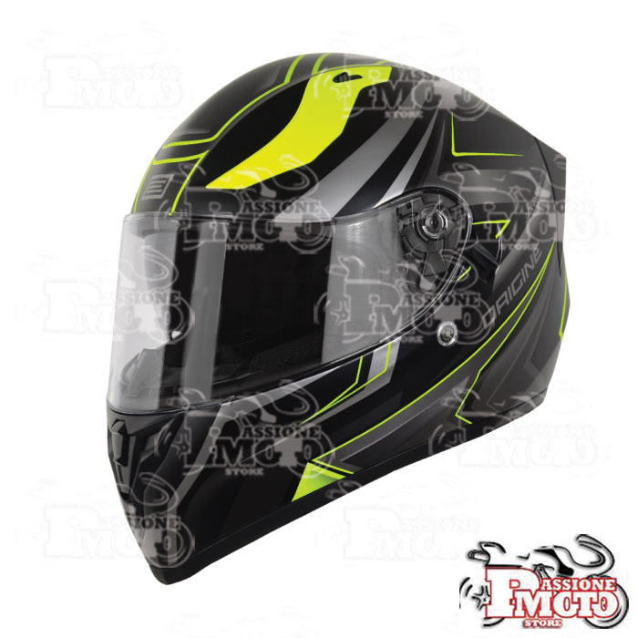 Casco Origine Strada Graviter Matt Yellow/Black
