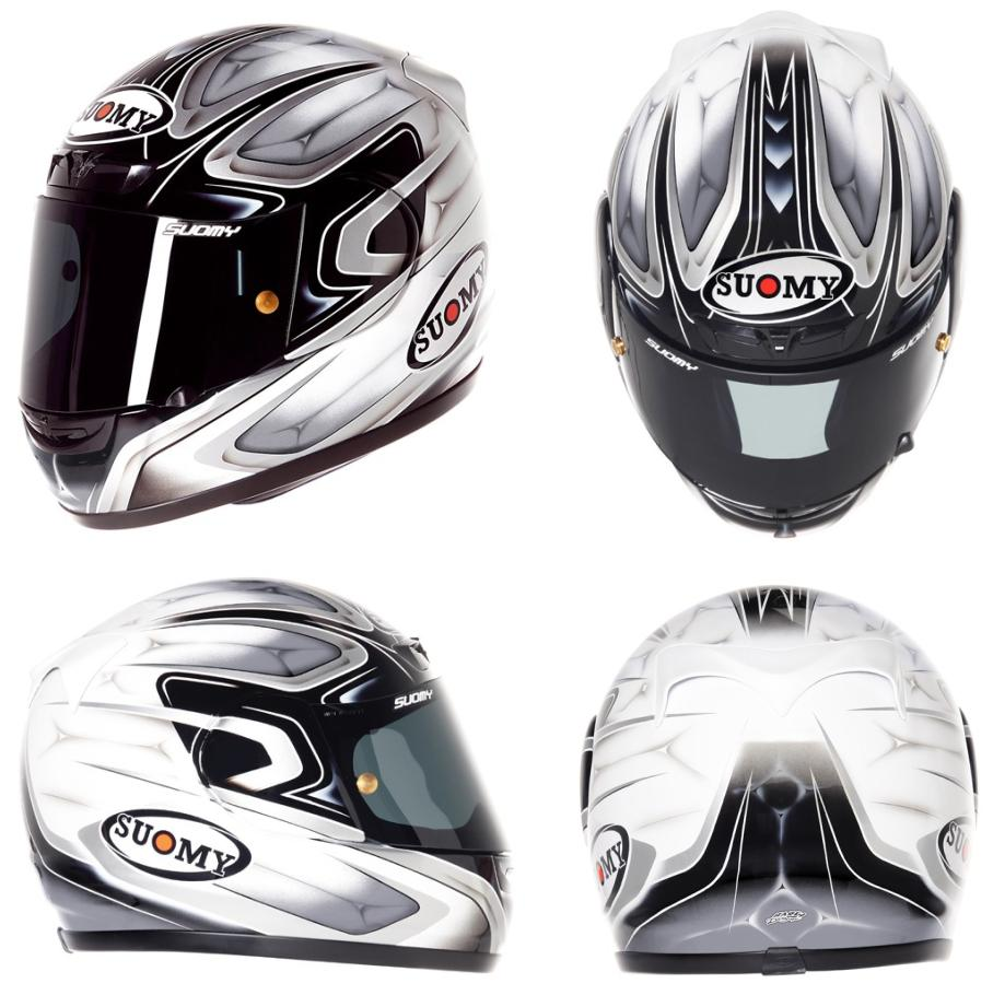 Casco Suomy Apex Cool Silver
