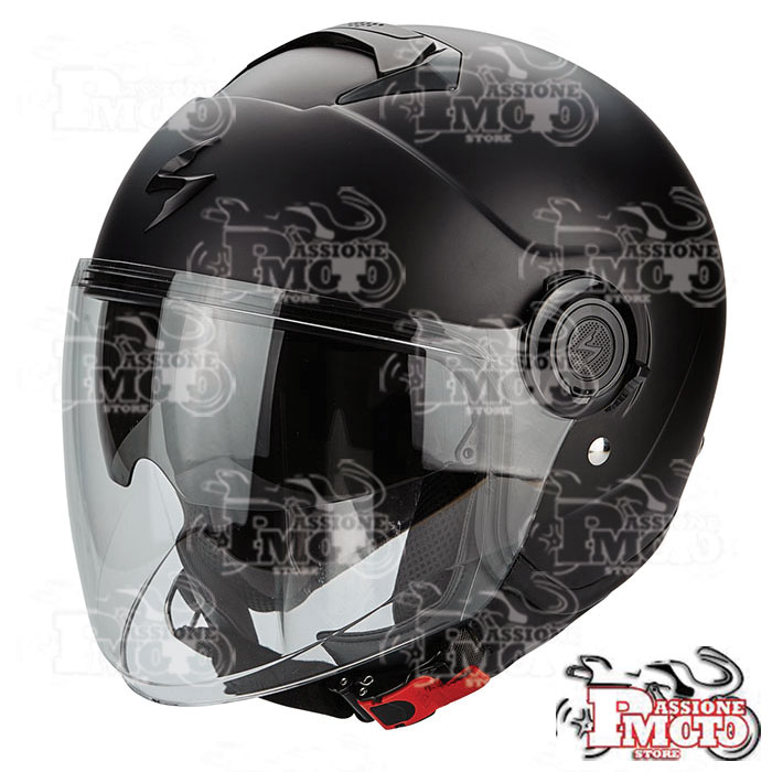 Casco Scorpion Exo-City Nero Opaco