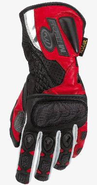 Guanti M-Tech M-Racer Red/Black/White