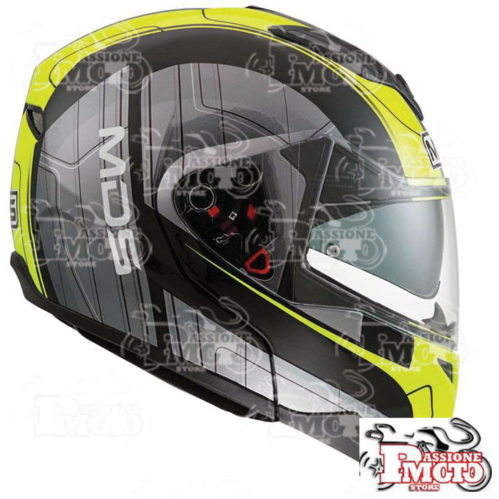 Casco Modulare MDS MD200 Multi Goreme
