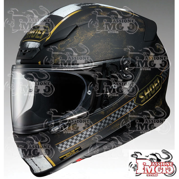Casco Shoei NXR Terminus TC-9