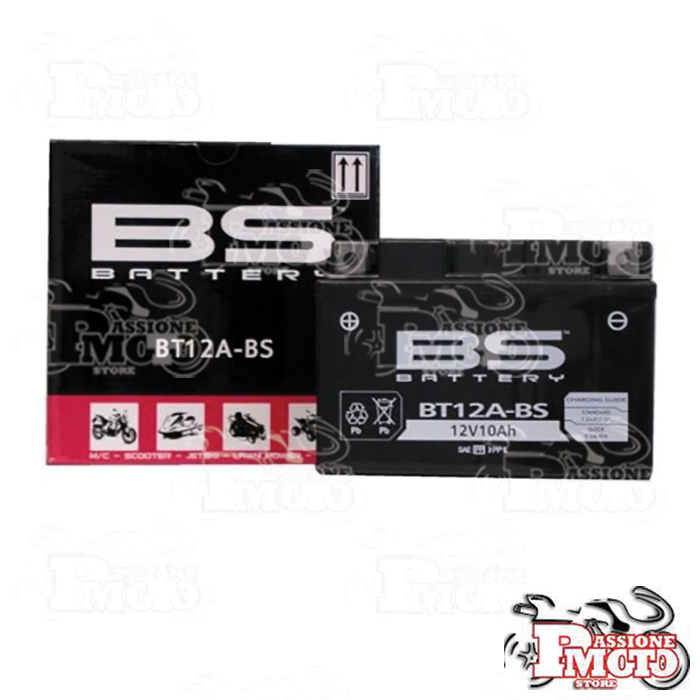 Batteria BS Battery YT12A-BS (BT12A-BS)