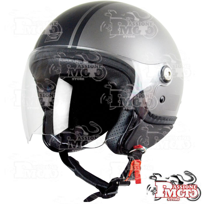 Casco Jet Origine Mio Dandy Grey
