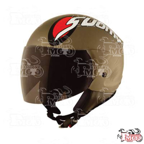 Casco SUOMY Jet Light Brand Antracite